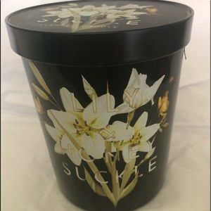 2 wick Lily and Honeysuckle candle
